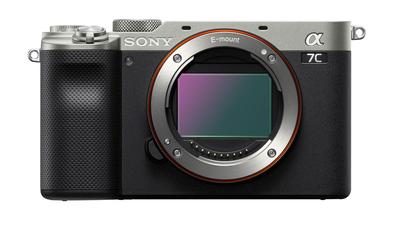 Sony Alpha 7C, Vollformat inkl. 64GB SD, 2 Akkus