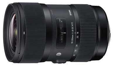 Sigma 18-35mm ART 1.8 Canon EF-Mount