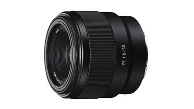 Sony 50 mm f1.8 Vollformat E-Mount