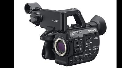Sony PXW-FS5 Mark II