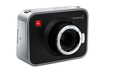 Blackmagic Design Cinema Camera 2,5k EF
