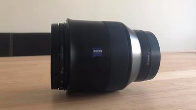 ZEISS Batis 1.8/85 spiegellose Vollformat-Systemkameras