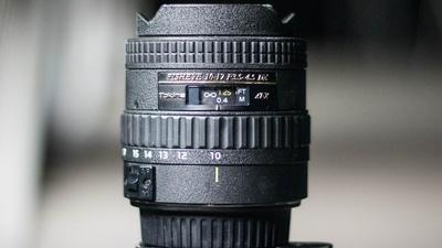 Tokina Fisheye 10-17mm f/3,5-4,5