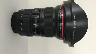 Canon EF 16-35 II 1:2,8