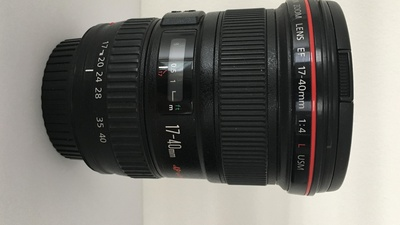 Canon EF 17-40mm 4,0
