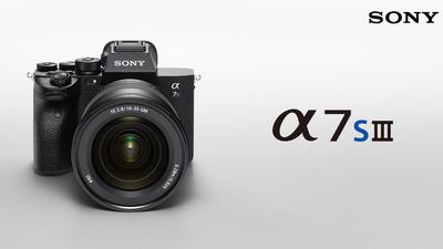 Sony A7S3 inkl. 3 Akkus & 2x128GB SD