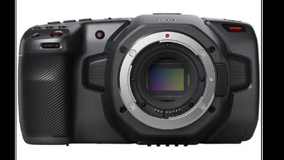 Blackmagic Pocket Cinema Camera 6k Body