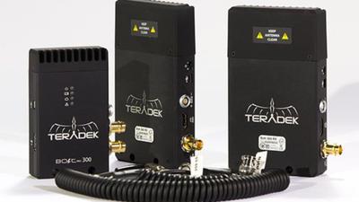 Teradek 300 Pro Bildfunk SDI HDMI 1x Sender + 2x Empfänger