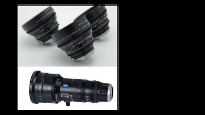 Optiken Set – Zeiss