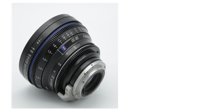 Zeiss Compact Prime Super Speed – 85mm T1.5 – EF-Mount