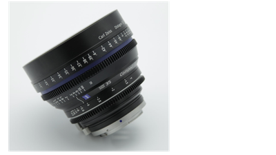 Zeiss Compact Prime Super Speed – 35mm T1.5 – EF-Mount