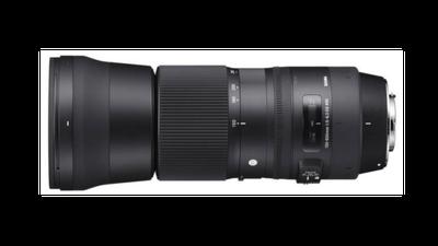 Sigma 150-600 mm/5-6.3 DG