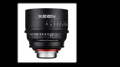 Xeen Cinema Lens – 85mm T1.5 FF CINE – EF