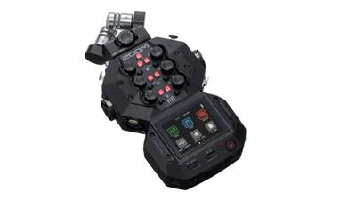 Zoom H8 Audio Recorder inkl. SD-Karte und Windschutz