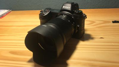 Nikon Z6 +nikon 50mm 1.8S