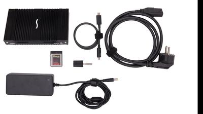 SanDisk  CFexpress Type B 512GB + Card Reader Thunderbolt