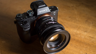 Sony A7sii Videokamera (Body Only)