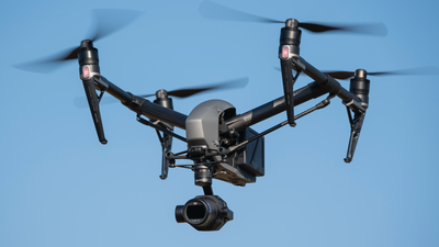 DJI Inspire 2 X7 Super-35mm-Kamera 6K ProRes/DNG + Pilot