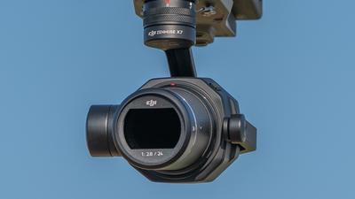 DJI X7 Super 35mm Kamera + 24mm Objektiv bis 6K f. Inspire 2