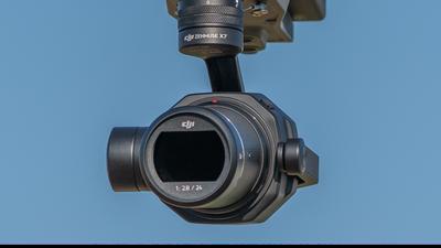 DJI X7 Kamera mit 16mm + 24mm Objektiv + 480GB SSD