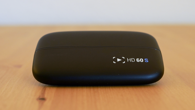 Elgato HD 60 S 1080p Streaming Capture Device HDMI