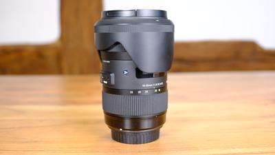 Sigma 18-35mm f1.8 ART