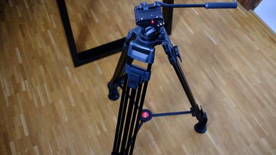 ESDDI Kamerastativ mit Halteplatte (162cm)