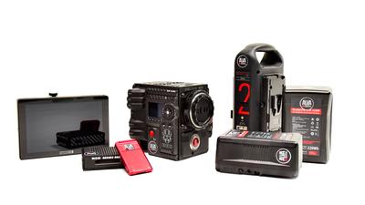 RED DSMC2 HELIUM 8K 75fps - Basis Kit