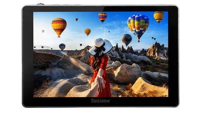 Monitor (7 Zoll): Desview R7 Plus inkl. 2 Akkus + Sunhood