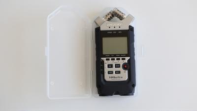 Zoom H4n Pro Audiorecorder