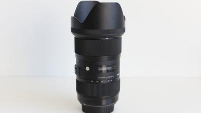 Sigma Art 18-35 f/1.8