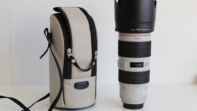 Canon EF 70-200mm f/2,8L