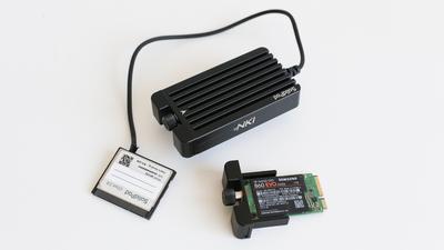 SolidPod 2TB CFast 2.0 Speicher