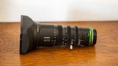 Fujinon MK Cinezoom 18-55mm T2.9 eMount