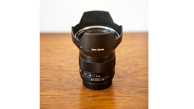 Zeiss ZE 21mm F2.8 Canon EF