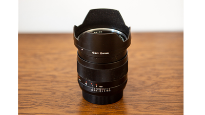 Zeiss ZE 25mm F2.0 Canon EF