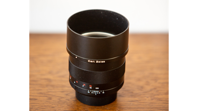 Zeiss ZE 85mm F1.4 Canon EF