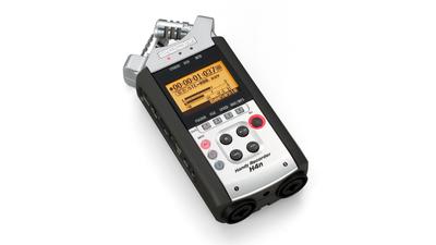 Zoom H4n Audio Recorder inkl. SD-Karte und Windschutz