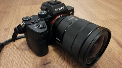 Sony Alpha 7 III mit Zeiss 16-35 F4