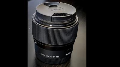 Sigma 56mm F1,4 DC DN Contemporary Objektiv Sony E-Mount