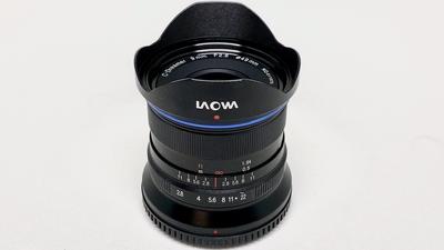 Laowa 9mm F2.8 Objektiv für DJI X7 Kamera Weitwinkel