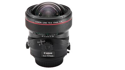 Canon TS-E 17mm 1:4L