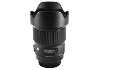 SIGMA 20mm F1,4 DG HSM | Art (für Canon)