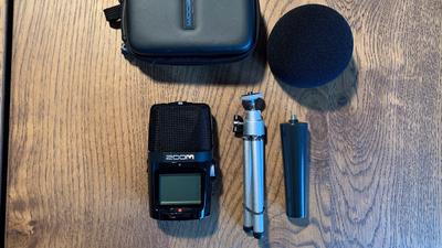 Zoom H2N Handy Recorder + Zubehör