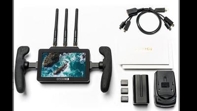 SmallHD Focus 7 Bolt 500RX Monitor/Teradek