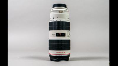 Canon Zoomobjektiv EF USM II 70-200mm, f 2.8