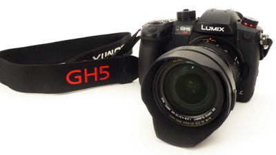 Panasonic GH5S mit Leica 12-60mm