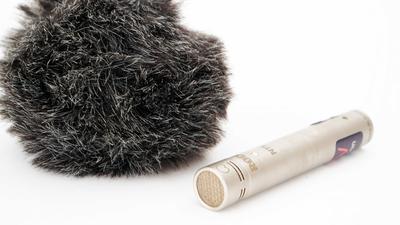 RODE NT5 Kleinmembranmikrofon mit Nierencharakteristik