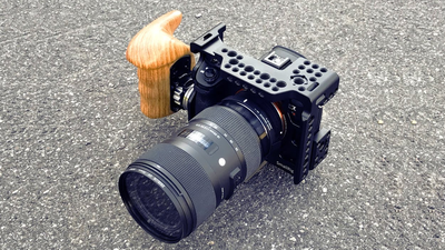 FREE / Cage A7III + Handle