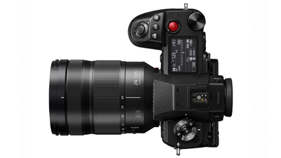Panasonic Lumix S1H (6K Kamera) inkl 24-105 4.0 Objektiv
